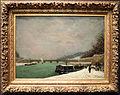 Paul gauguin, la senna al ponte d'iéna, tempo nebbioso, 1875.JPG