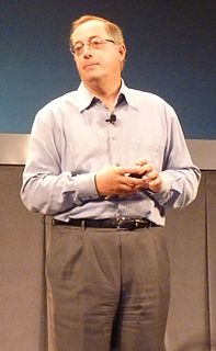 Paul Otellini former president & CEO of Intel