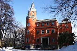 Jelenia Góra - Paulinum Palace, now a hotel