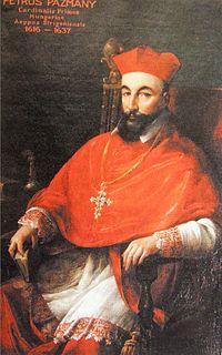 Péter Pázmány Hungarian Catholic cardinal, theologian and statesman