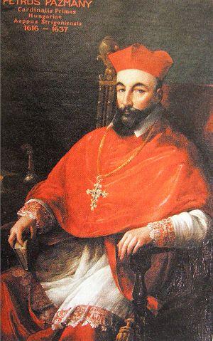 Pázmány, Péter (1570-1637)