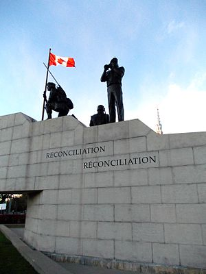 Peacekeeping Monument - Peacekeeping Monument in Ottawa
