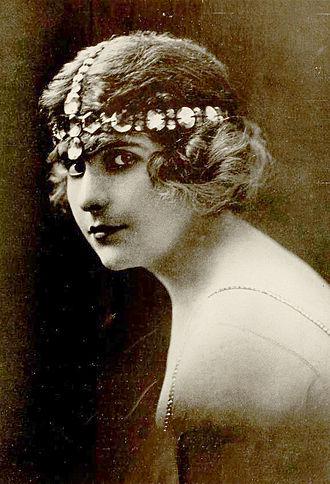 Pearl White - Pearl White, 1916