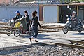 Pedestrian passing Shuinanzhuang after Z16 (20160504074922).jpg