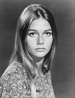 Peggy Lipton - Publicity photo of Lipton for The Mod Squad, circa 1968.