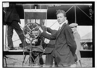 Cecil Peoli American pilot