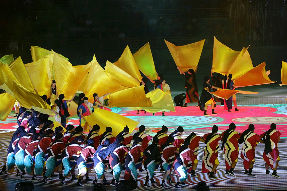 Performance on the Opening ceremony of the 2017 Summer Universiade (5).jpg