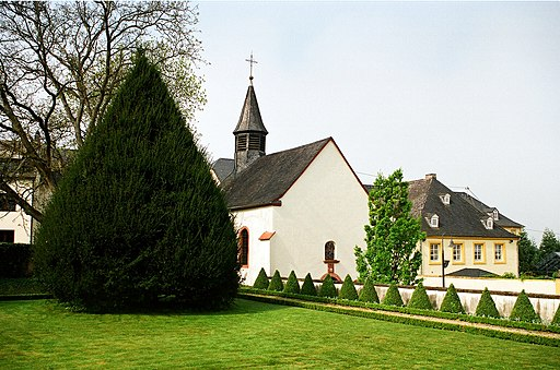 Perl (Mosel), the Quirinus Chapel