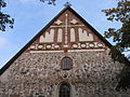 Perniön kirkko, länsipääty west gable 0288-1.jpg