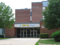 Perry Hall High School, main entrance.png