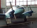 Petőfi Csarnok, Repüléstörténeti kiállítás, Aero Ae-45S Super Aero 2.JPG