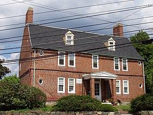 Peter Tufts House - Peter Tufts House, Medford, Massachusetts