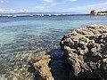 Petite plage près de Spiaggia del Lazzaretto - 5.JPG