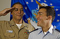 Petty Officer salutes newly commissioned Air Force son 110614-N-WP746-002.jpg