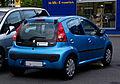 Peugeot 107 – Heckansicht, 24. Juni 2012, Ratingen.jpg