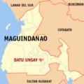 Ph locator maguindanao datu unsay.png