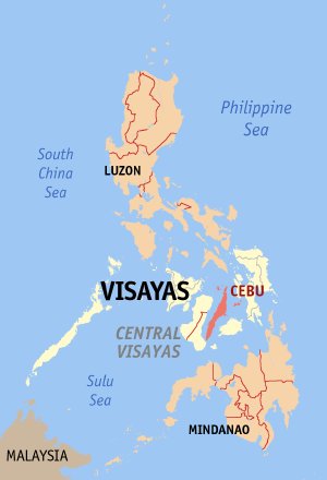 Capital of the Philippines - Cebu