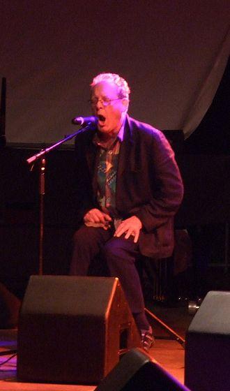 Phil Minton - Phil Minton, August 2007.