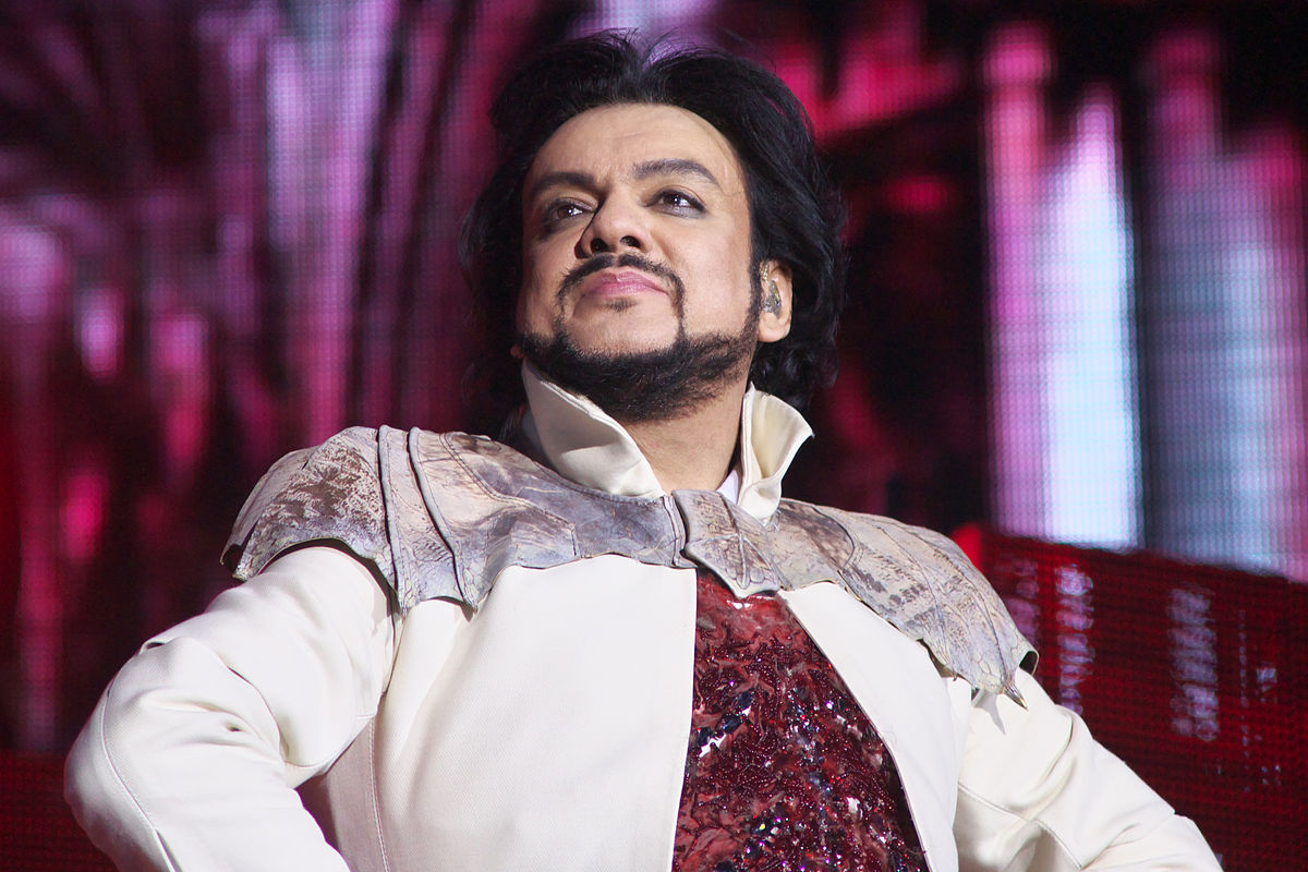 Philip Kirkorov: what an artist looks like without photoshop and retouching 28