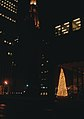 Photography by Victor Albert Grigas (1919-2017) 00381 Chicago Loop Christmas time - developed March 1970 (37716213811).jpg