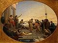Picou, Henri Pierre - La naissance de Pindare - 1848.jpg