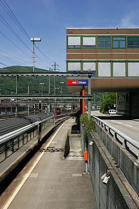 Image illustrative de l'article Gare d'Olten