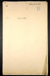 Arm na Breataine: Piece 207/078: Frank Fahy (1922)