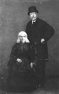 Piet Mondriaan - Portret van Egbert Kuipers (1828-1892) en Jantje Wiegersma (1828...) - A114 - Piet Mondrian, catalogue raisonné.jpg