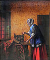 Pieter de Hooch Die Goldwägerin.jpg
