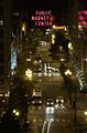 Pike Street at night, 2000 - Seattle.jpg