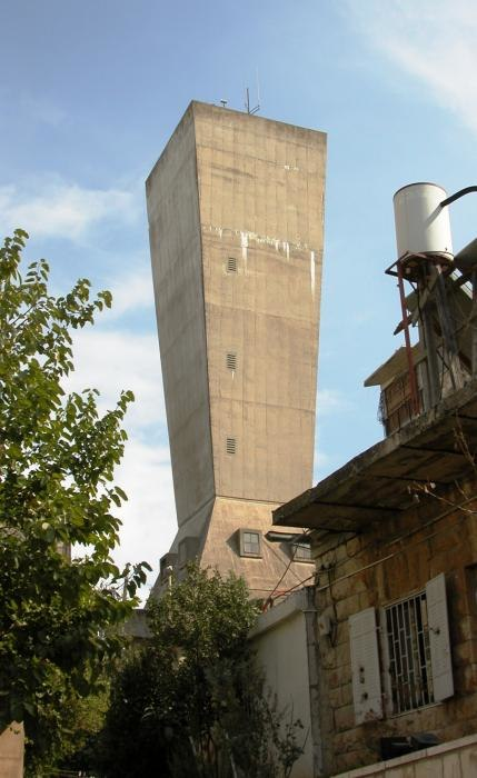 PikiWiki Israel 1242 Kiryat moshe water tower מגדל המים בקרית משה