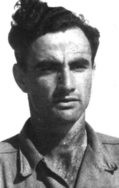 """אורי בן ארי, מג""""ד גדוד 7 של חטיבת הנגב"""