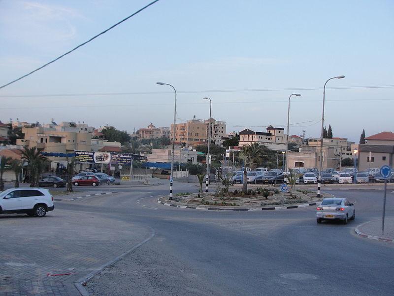 הכיכר הצפוני בבקה