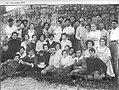 PikiWiki Israel 9912 Gan-Shmuel - the first pioneers of the kibbutz in.jpg
