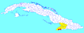 Pilón (Cuban municipal map).png