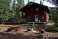 Pine Cabin - Little Atlin Lodge, Yukon Territory (12448175625).jpg