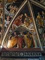 Pinzolo, San Vigilio, interior frescos 011.JPG