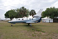 Piper PA-47-2400J Piper Jet N360PJ LFront FLAirMuse 18March2013 (14413002090).jpg