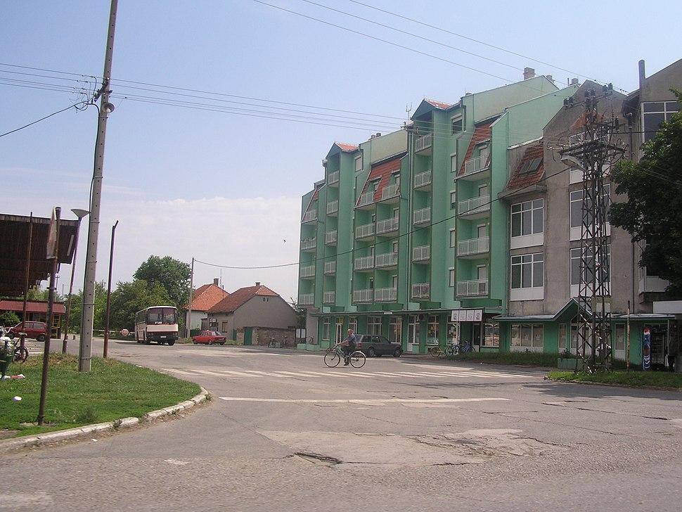 Piros belváros