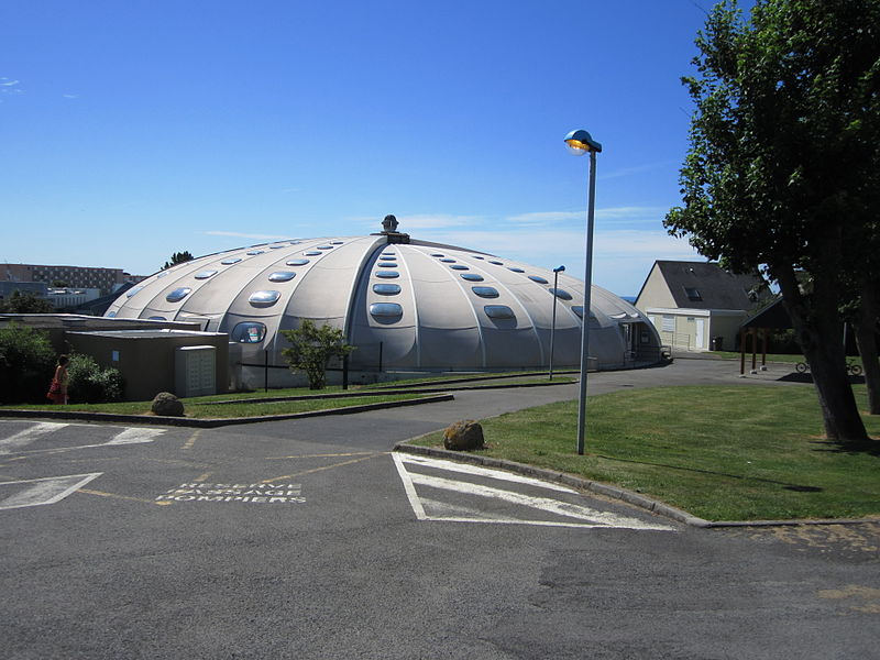 Piscine tournesol municipale de fr:Granville (Manche)