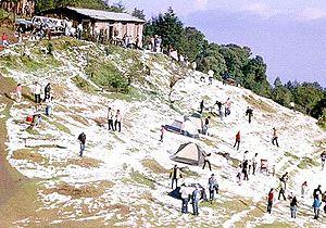 Cerro El Pital - Cerro El Pital, El Salvador.