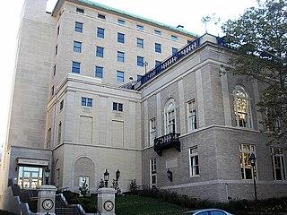 University Club (University of Pittsburgh) United States historic place