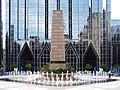Pittsburgh Downtown 2019-05-21 PPG Place Obelisk.jpg
