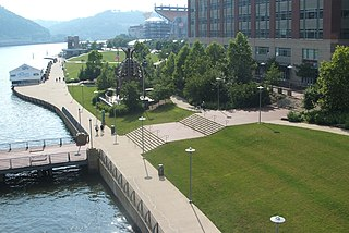 North Shore Riverfront Park