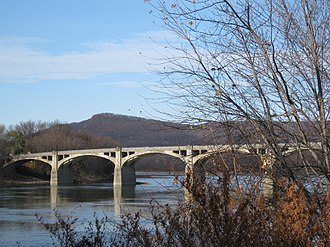 West Pittston, Pennsylvania - Image: Pittston, Pennsylvania (4111301775)