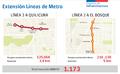 Plan de Extensión - Líneas 2 y 3 del Metro de Santiago.png
