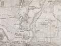 Plan der kk Privinzial-Hauptstadt Innsbruck (Karte - Wilten).png
