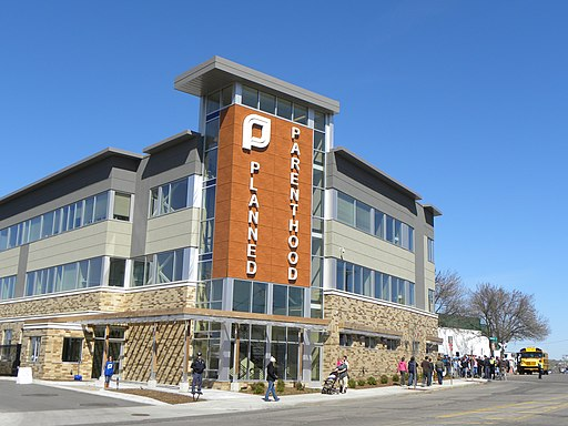 Planned Parenthood in St. Paul