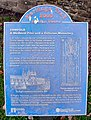 Plaque outside St Peter's Church, Cowfold, West Sussex - geograph.org.uk - 86097.jpg
