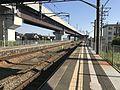 Platform of Hizen-Asahi Station 4.jpg